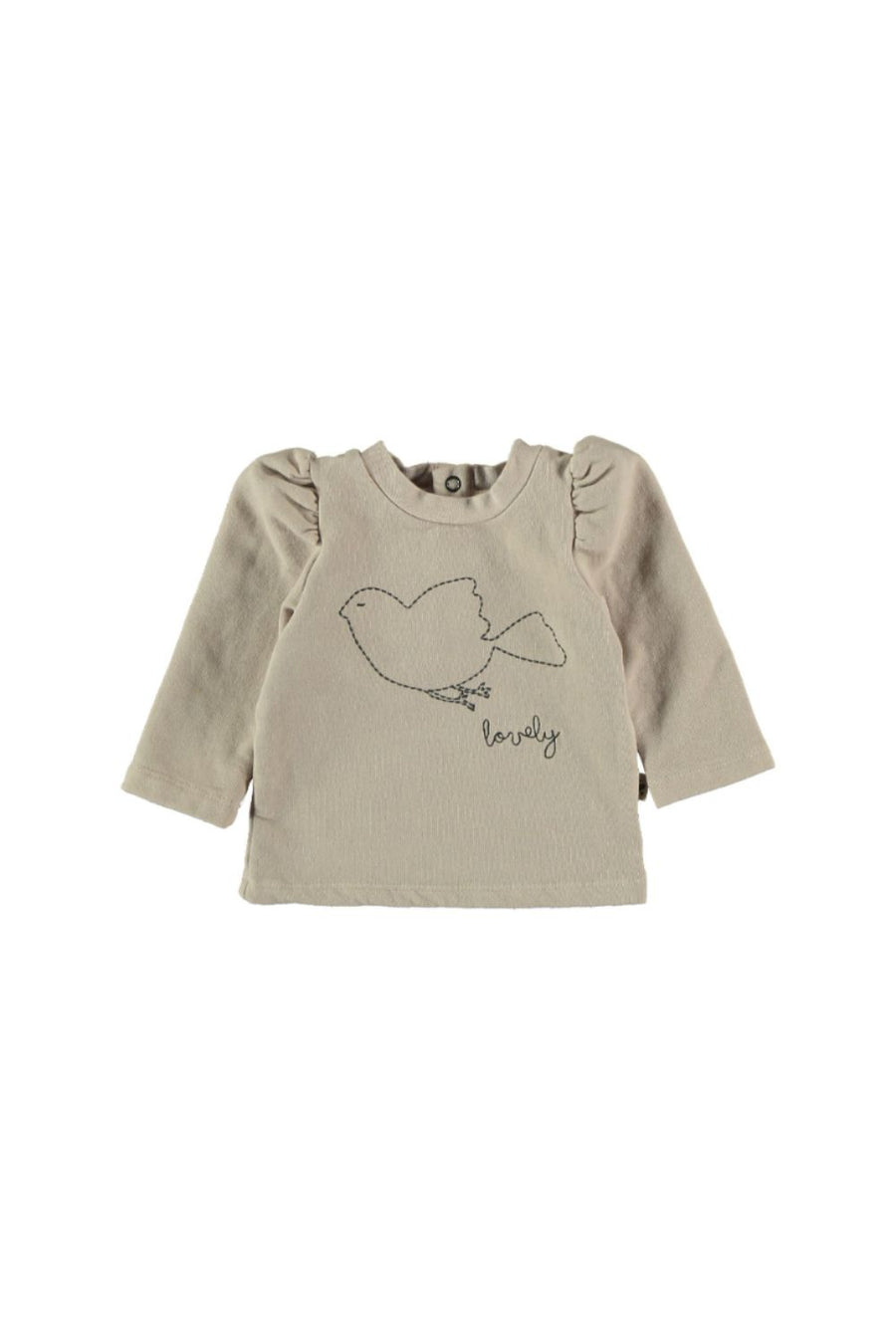 ORGANIC BABY SWEATSHIRT FLEECE