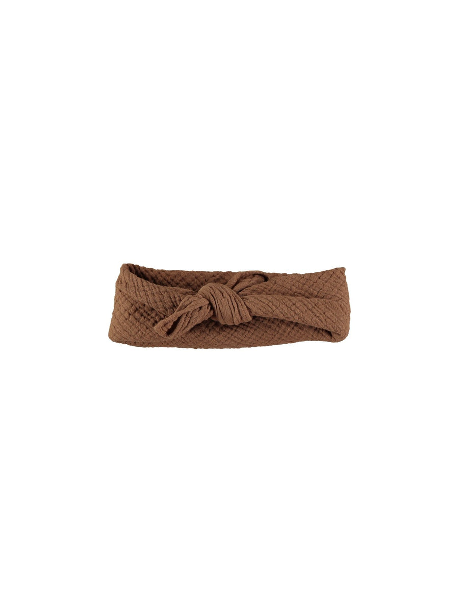 brown headband