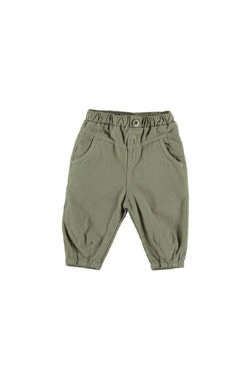 BABY TWILL TROUSERS