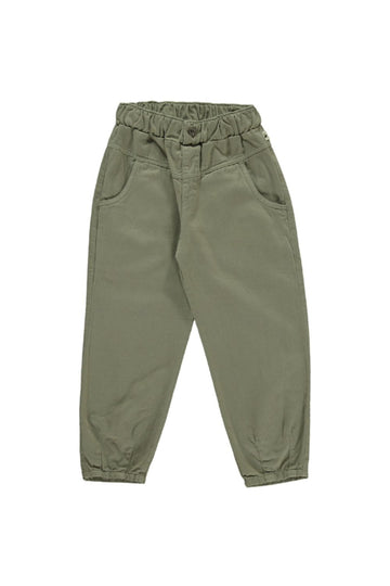 KIDS TWILL TROUSERS