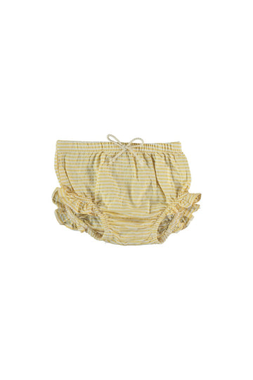STRIPED BABY BLOOMERS