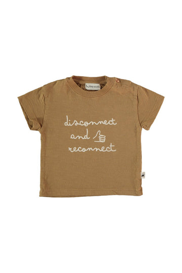 ORGANIC BABY T-SHIRT RECONNECT