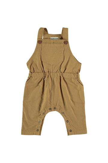 COTTON BABY OVERALLS