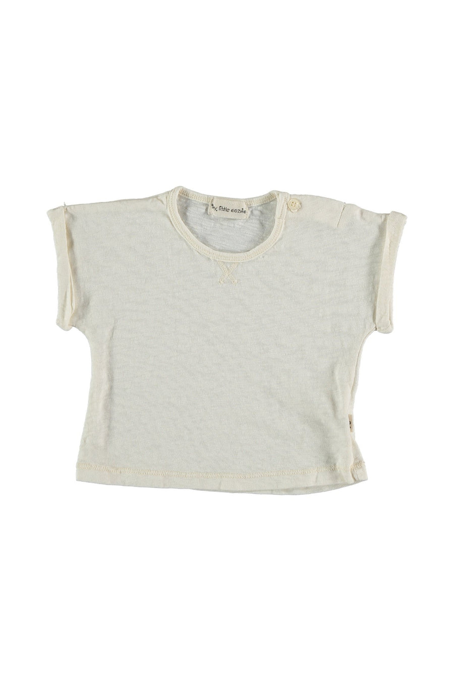 SHORT SLEEVE BABY T-SHIRT