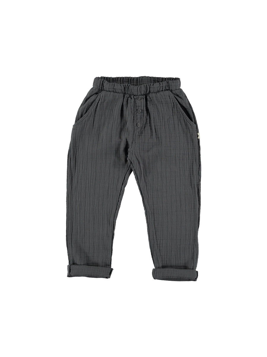 grey kids pants