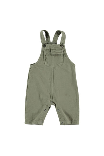 BABY DUNGAREES TWILL
