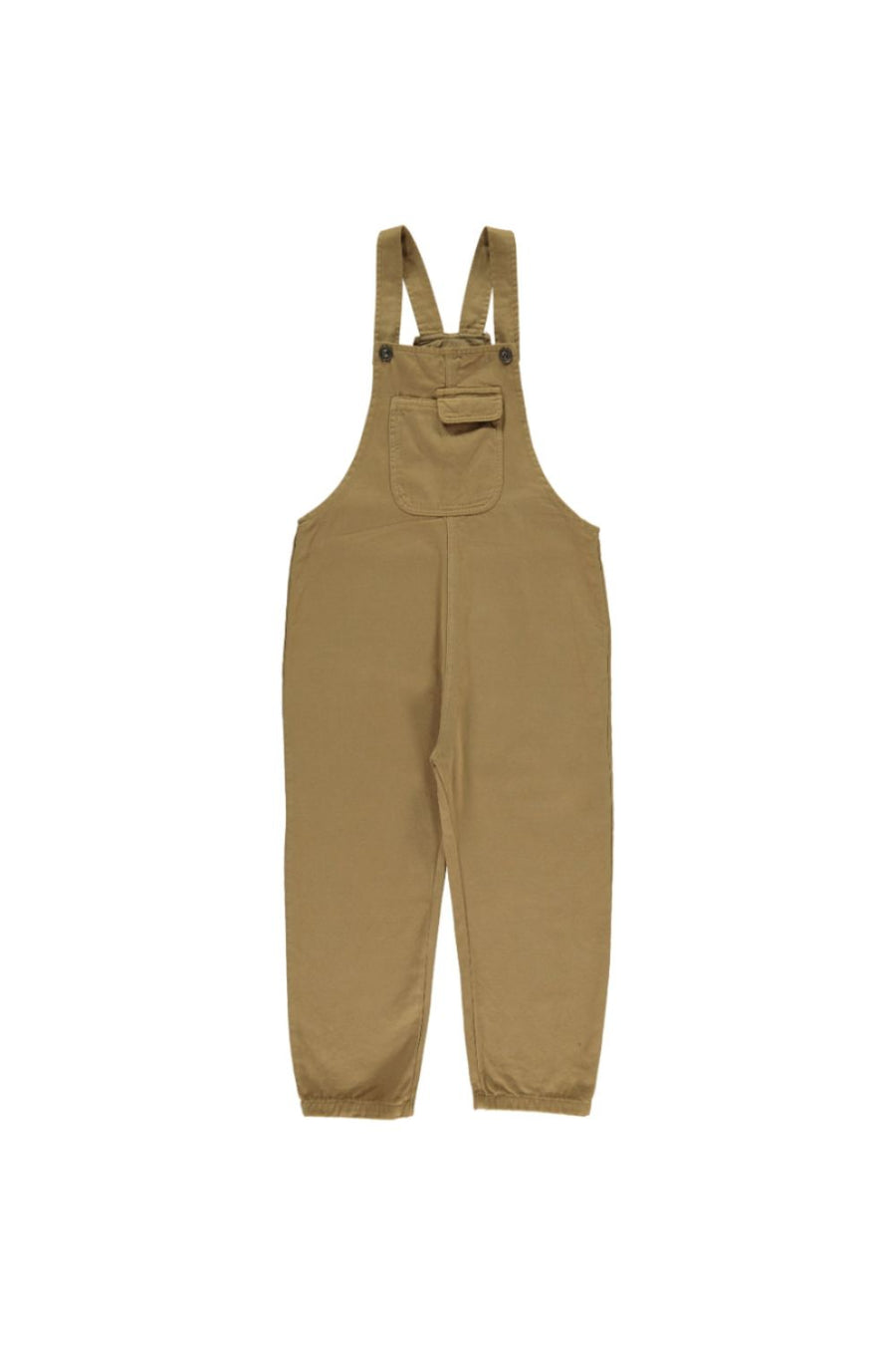 KIDS DUNGAREES TWILL