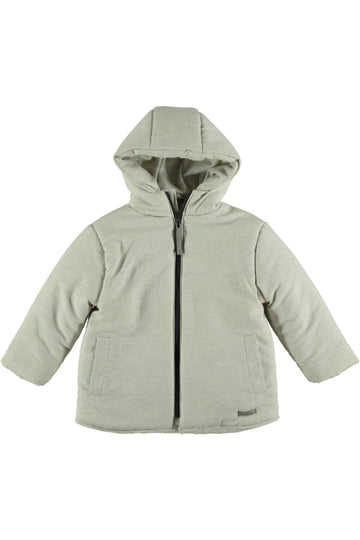 ORGANIC KIDS PADDED JACKET MINIMAL