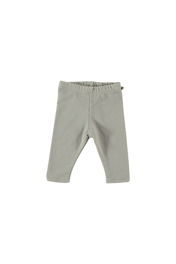 ORGANIC BABY LEGGING FLEECE
