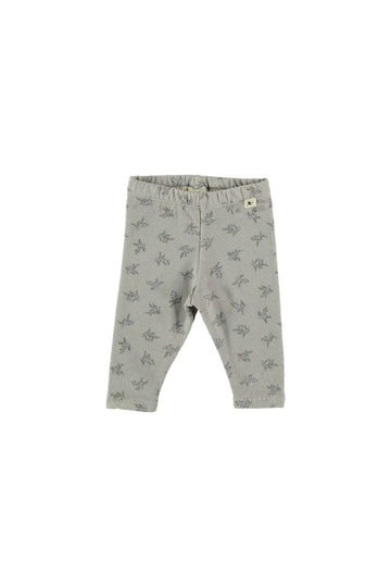 ORGANIC BABY LEGGING BLOOM