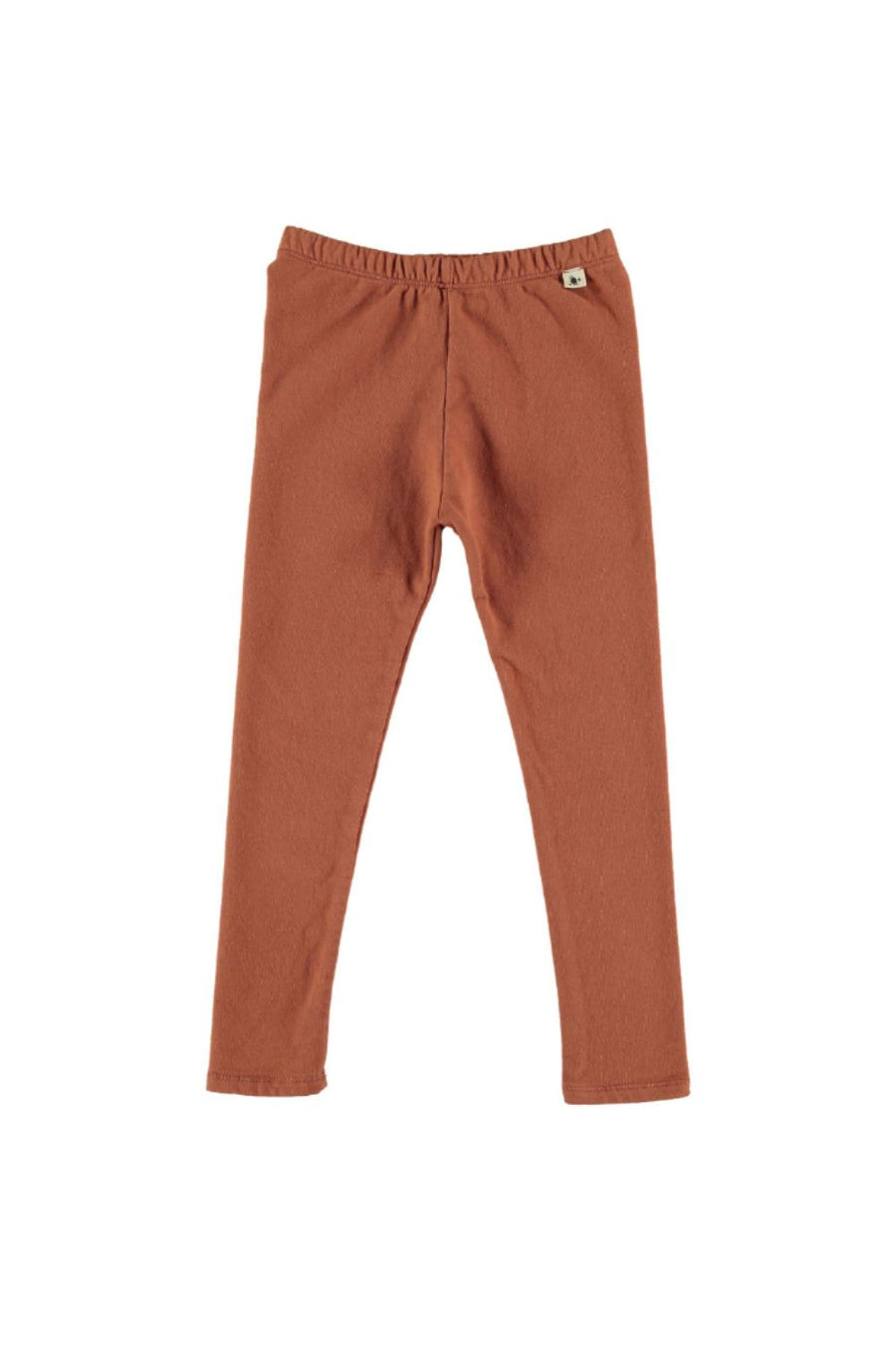 ORGANIC KIDS LEGGING FLEECE