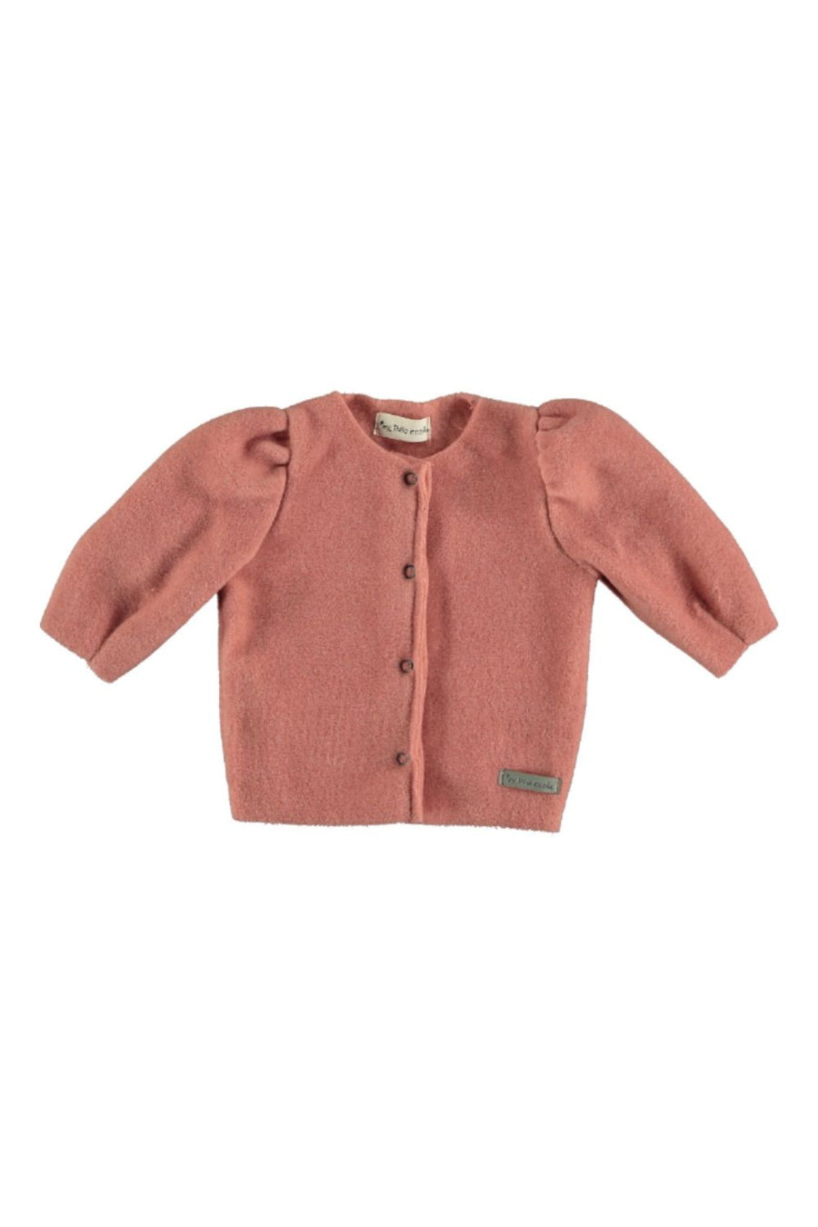 baby girl fleece lined jacket