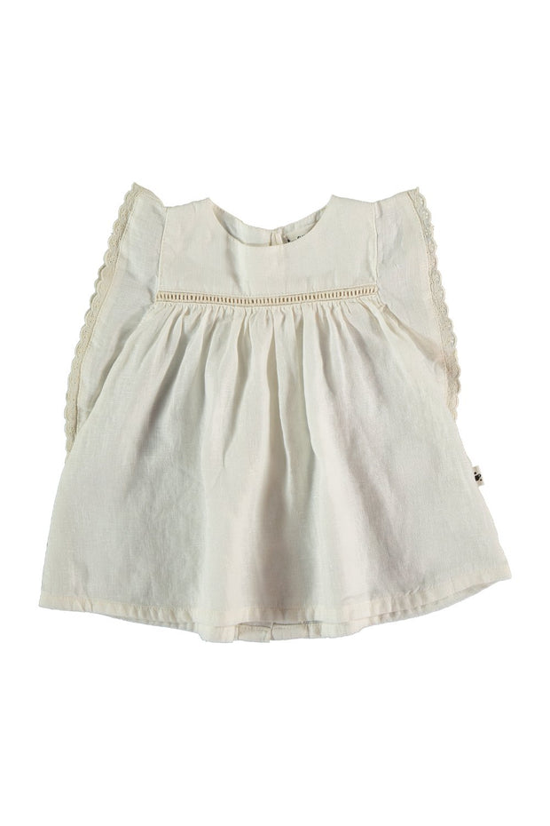 linen baby girl clothes