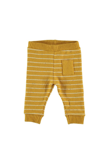 BABY TROUSERS PREMIUM KNIT STRIPES