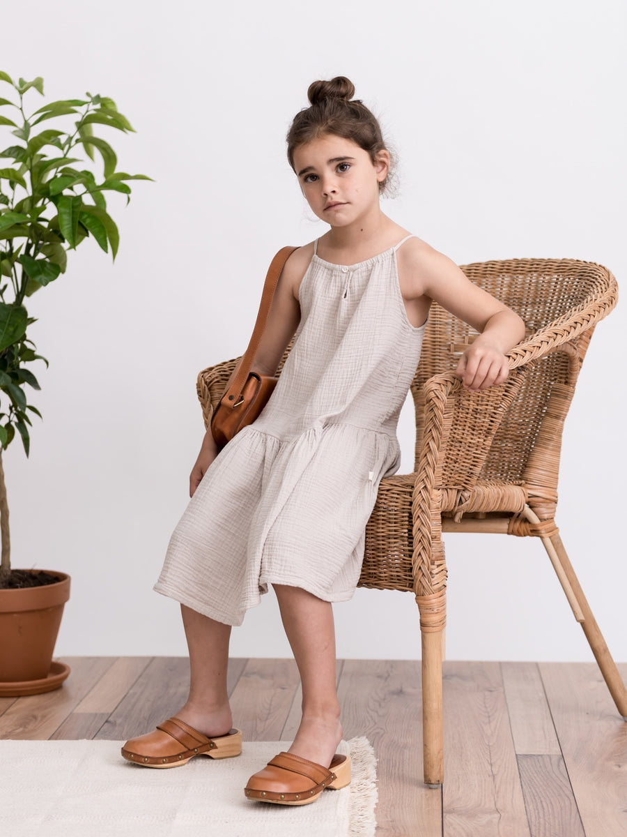ORGANIC SENA GIRL DRESS