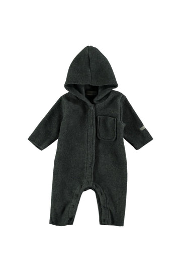BABY JUMPSUIT FLEECE NORDIC