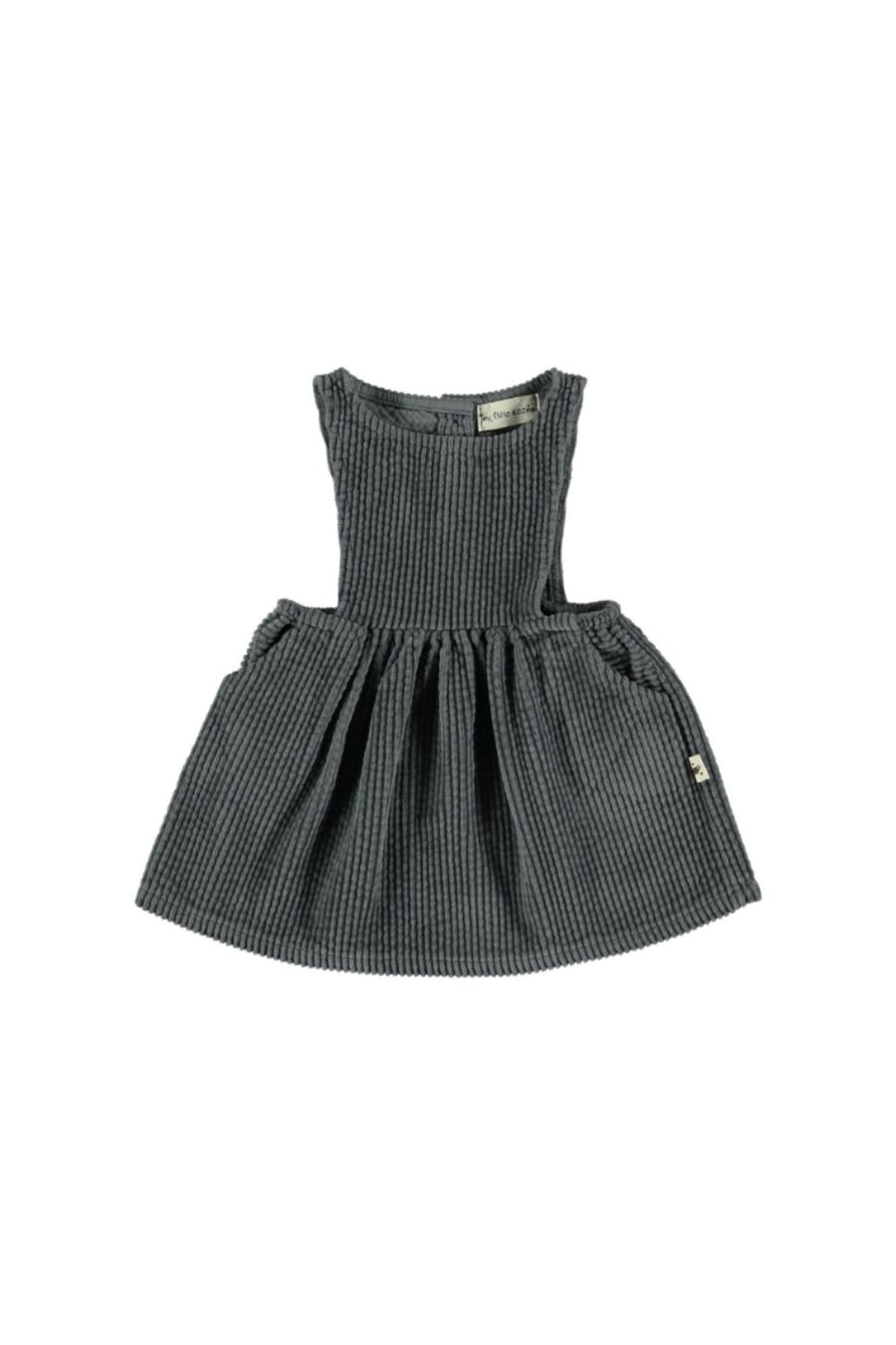 BABY DRESS CORDUROY PINAFORE