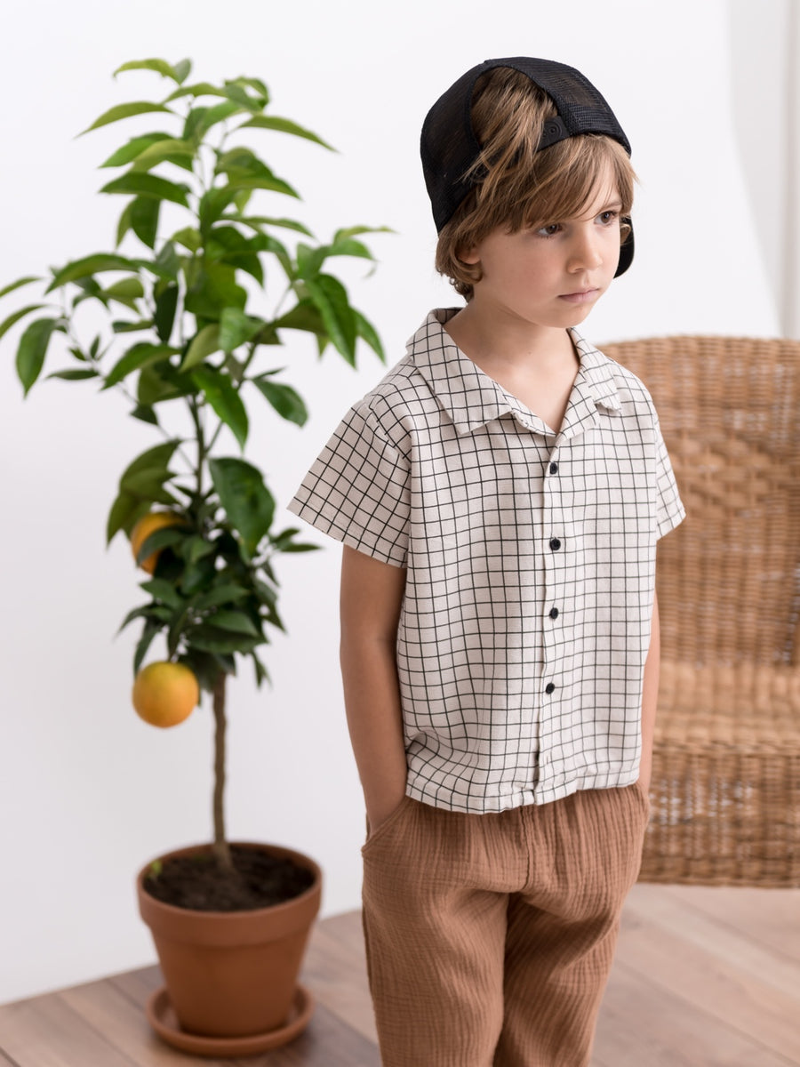 SENA ORGANIC KIDS TROUSERS