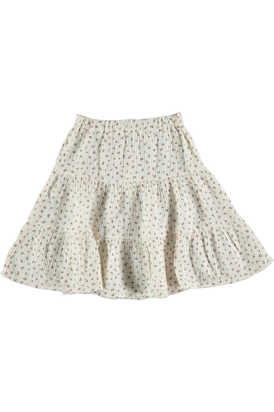 ORGANIC LIBERTY TIERED SKIRT