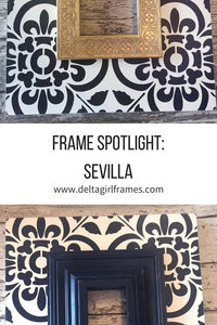 Meet: Our new Sevilla Pattern