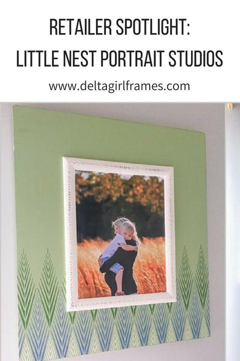 WE HEART-EYES LITTLE NEST PORTRAIT STUDIOS