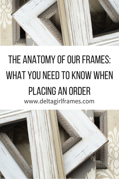 THE ANATOMY OF OUR FRAMES