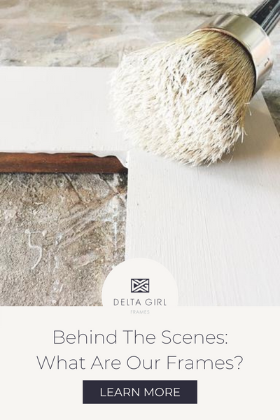 Behind the Scenes: What are our frames? | Frankie & Claude