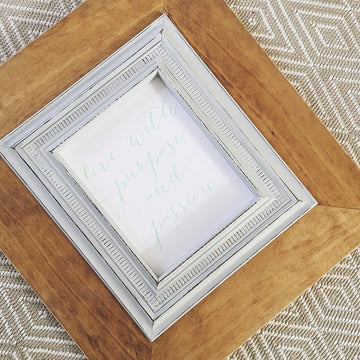 English Wood Frame
