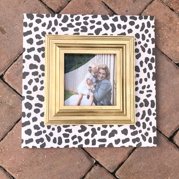 *New* Animal print frame