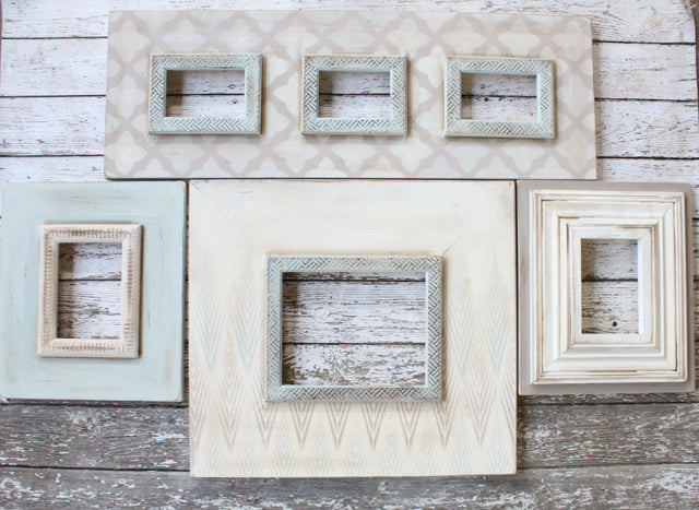 4-Piece - Cottage Wall Gallery