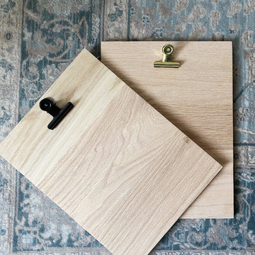 *NEW* Oak Clipboard