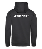 Karate through quarantine Hoodie (Black)