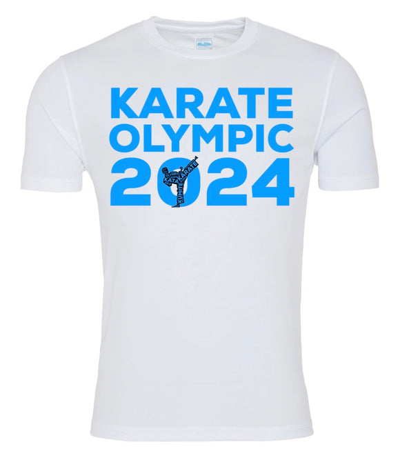 Karate Olympic 2024 (White-Blue)