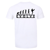 Karate Fight Retro T-shirt