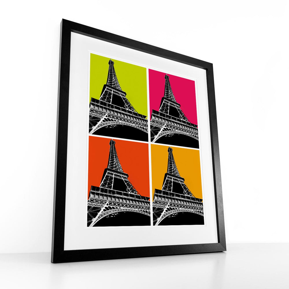 Tour D'Eiffel - Framed Print by Hendrik