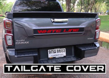 Load image into Gallery viewer, MY21 Isuzu D-max  Whiteline Tailgate protection cover