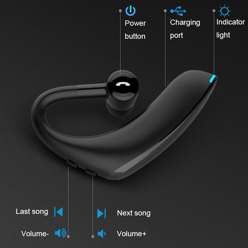 F900 PHONE BLUETOOTH EARPIECE