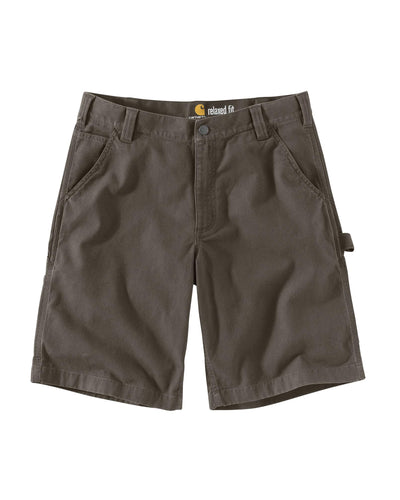 CARHARTT RUGGED FLEX RIGBY DUNGAREE WORK SHORT