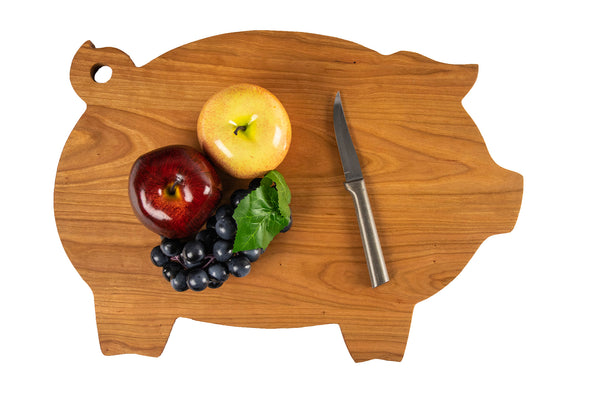 Classic Pig Cutting Board