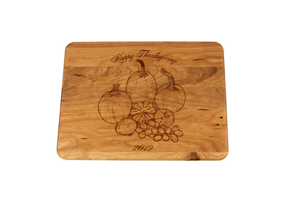 Thanksgiving Cutting Board