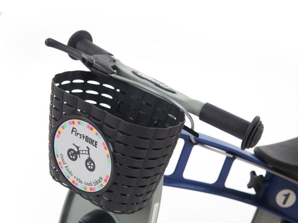 black kids bicycle basket