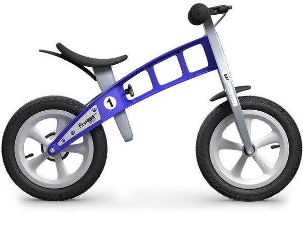 Run bike balance bike blue FirstBIKE canada kids children