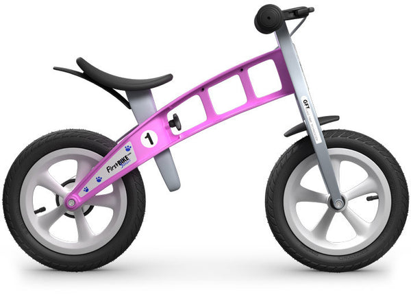 Run bike balance bike pink FirstBIKE canada kids children