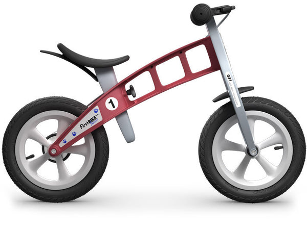 Run bike balance bike red FirstBIKE canada kids children