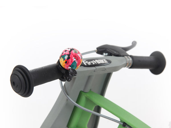 children's flower bicycle bell