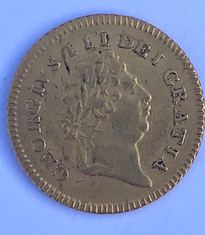Picture of 1802 King George III Gold Third Guinea