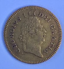 1803 King George III gold Third Guinea