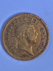 1804 King George III Gold Third Guinea