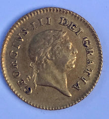 1806 King George III Gold Third Guinea