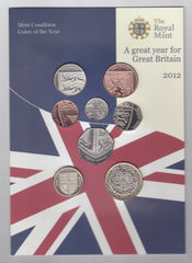 Elizabeth II 2012 Proof Set